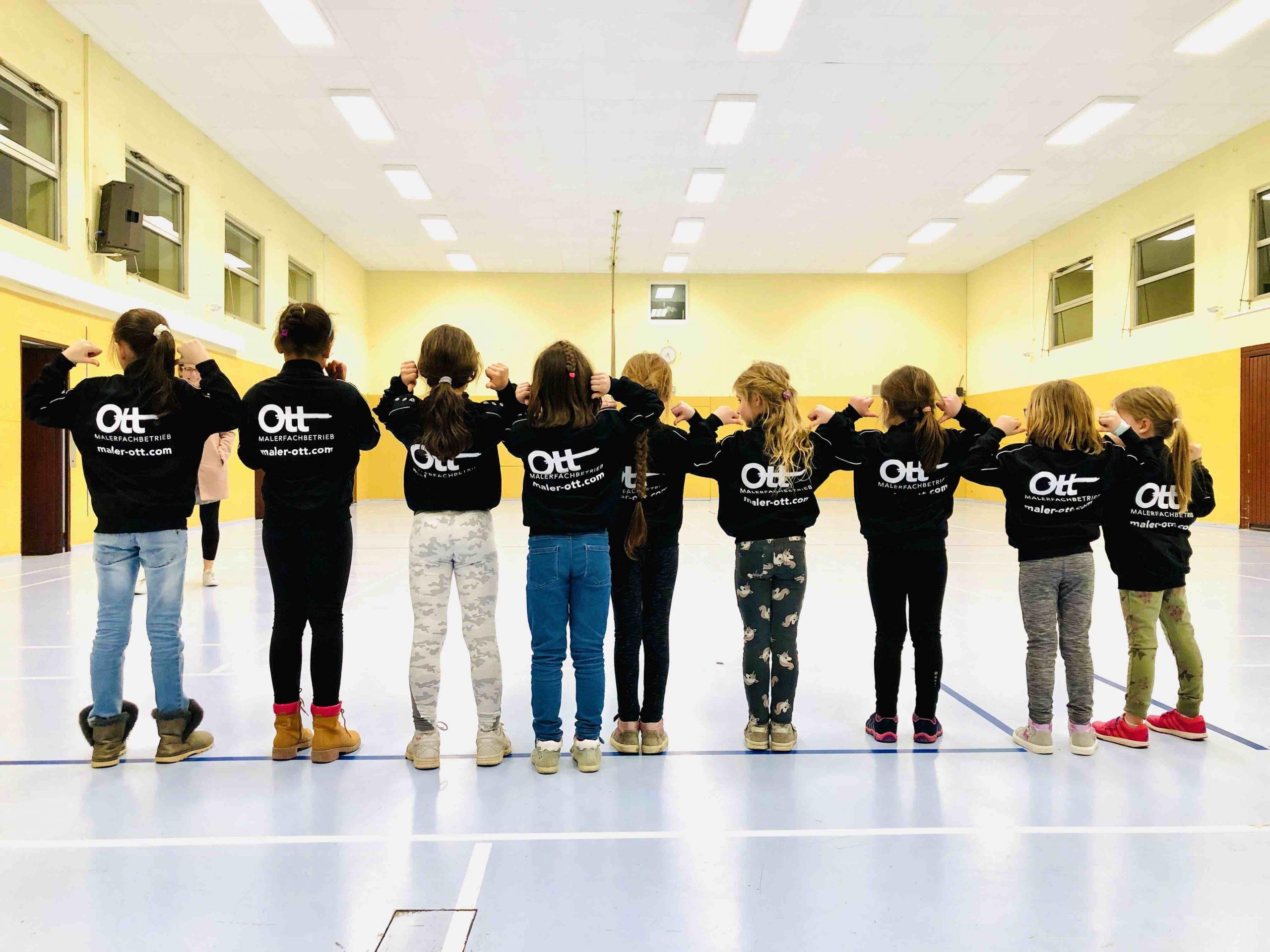 Malerfachbetrieb Ott unterstützt Turnverein